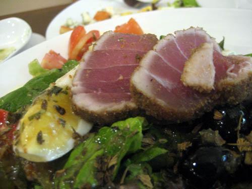 Tonnes Salad