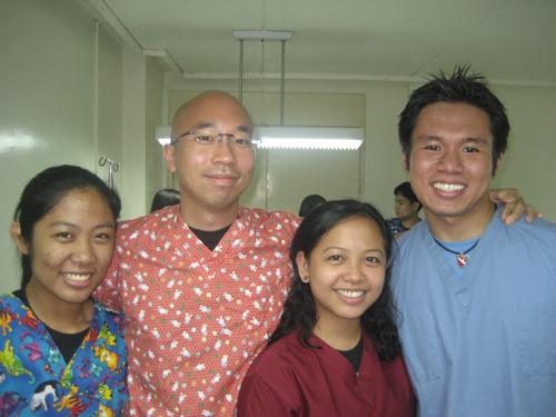 My Surgery Team!