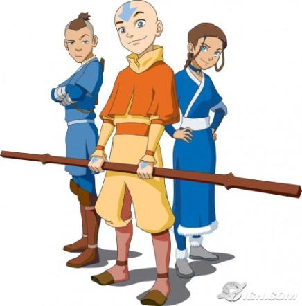 Avatar the Last Airbender Cast