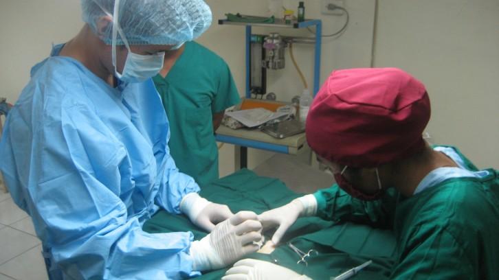Cystocentesis Surgery